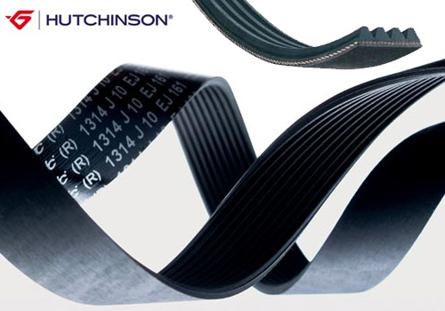 Hutchinson Poly Vee Belts