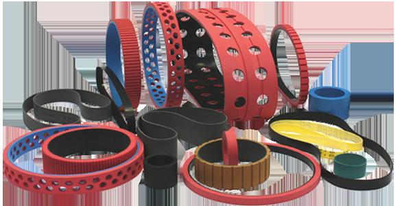 Industrial Belts V Belts Timing Belts Poly Vee Belts